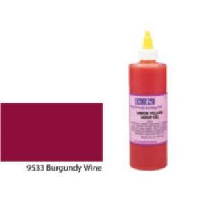 Burgundy 8 Fluid OZ Liqua Gel