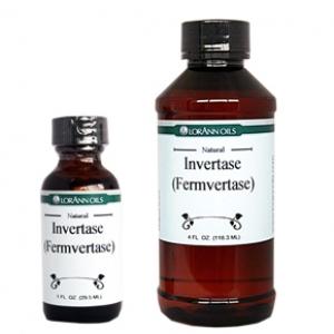 Fermvertase (Invertase) 1 OZ