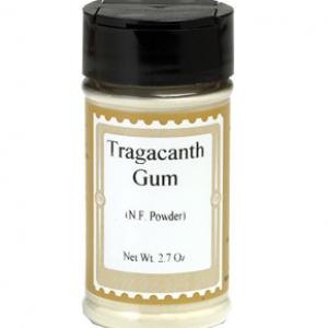 Gum Tragacanth 2.7 OZ jar