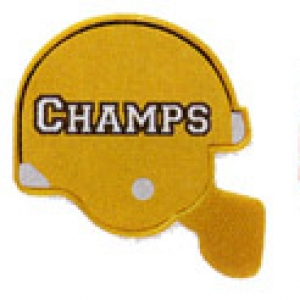 Football Helmet Rings 2″ 144 CT