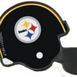 Pittsburgh Steeler Helmet Ring 144 CT