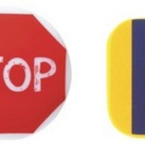 Stop, Look & Listen Rings 144 CT