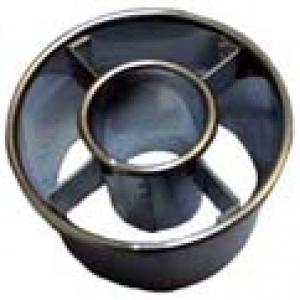 S/S Donut Cutter 2 1/2″x1 5/8″ high
