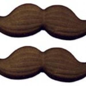 Mustache Dec-Ons 2″ 90 CT