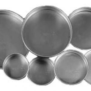 Round 8″ x 3″ Pan Decorator Perfered