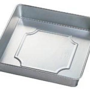 8″ x 2″ Square Performance Pan