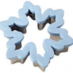 Snowflake Comfort Grip Cutter 4″