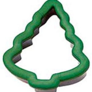 Christmas Tree Comfort Grip Cutter 4 1/2″