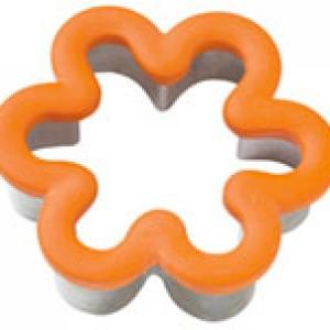 Flower Comfort Grip Cutter 4″