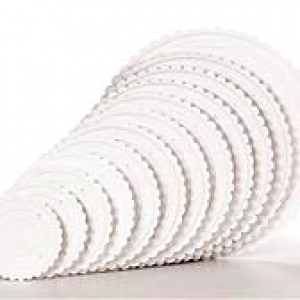 8″ Round Ringed Separator Plate