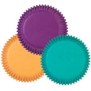 Jewel Tones Mini Cups 1″ 100 CT