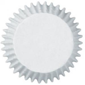 Jumbo White Baking Cups 75 CT