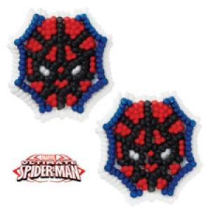 Spider-man Ultimate Icing Decs 12 CT