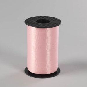 Curling Ribbon Baby Pink 3/16″ 500 yards