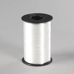 Curling Ribbon White 3/16″ 500 yards