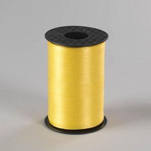 Curling Ribbon Yellow 3/16″ 500 yards