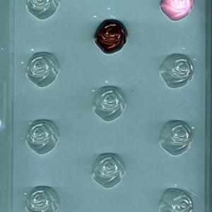 Rose Bon Bon Candy Mold 11 CAV