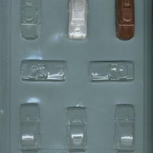 Cars Assorted Mold (Small) 8 CAV