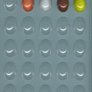 Eggs (Small) Candy Mold 25 CAV