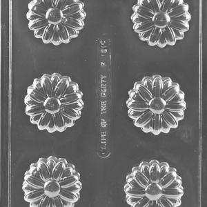 Daisy Cookie Mold 6 CAV