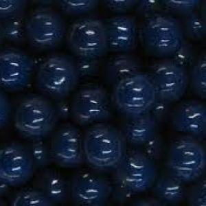 Navy Blue Sixlets 12 LB