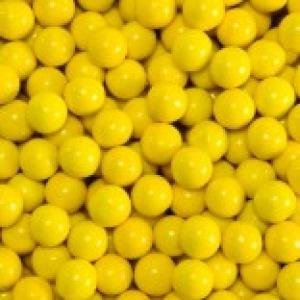 Yellow Sixlets 2 LB *