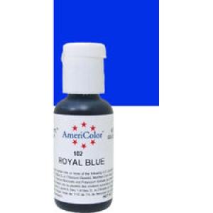 Royal Blue 3/4 OZ Soft Gel Paste