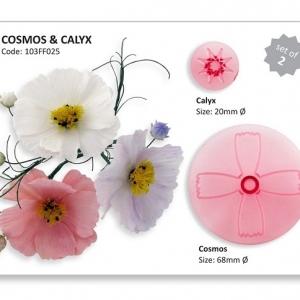 Cosmos & Calyx Cutter 2 PCS Set