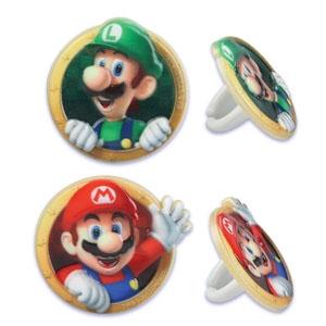 Super Mario Rings 144 CT
