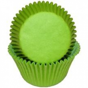 Lime Green Cups 2″ B x 1 1/4″ W 500 CT