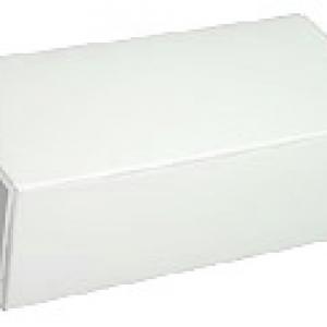 1/2 LB 1 PCS  White Candy Box 500 CT