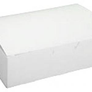 1 LB 1PCS White Candy Box 500 CT