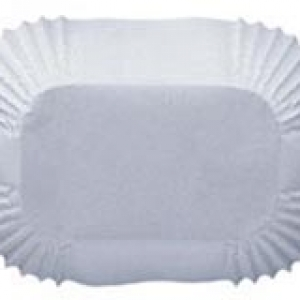 Petite Loaf Liners White(60x) 500 CT