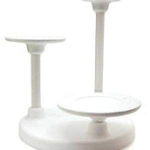 Easy Elegance Single Use Cake Stand