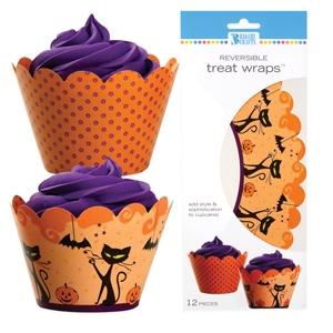 Halloween Rev Treat Wraps 12 CT / 12 packs