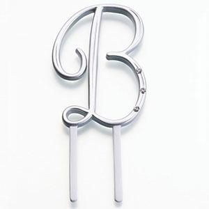 """Monogram Letter """"B"""" 2 1/2″"""