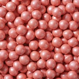 Shimmer Coral Sixlets 6 OZ