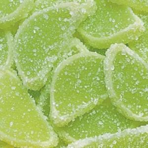 Lime Fruit Slices Regular 5 LB