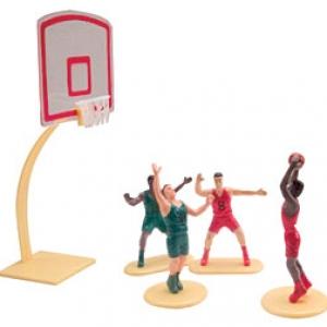 Basketball 5 pcs set 12 CT