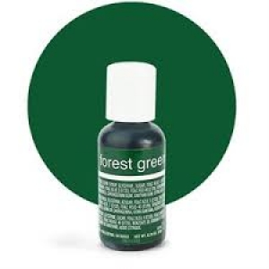 Forest Green .70 Fluid OZ Liqua Gel