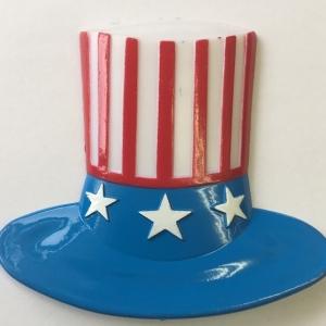 Uncle Sam Hat 3″ 24 CT