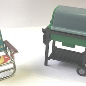 BBQ Grill & Beach Chair 12 CT