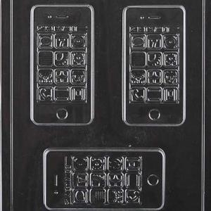 Smartphone Candy Mold 3 CAV