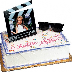 Hollywood Star Cake Kit 6 CT