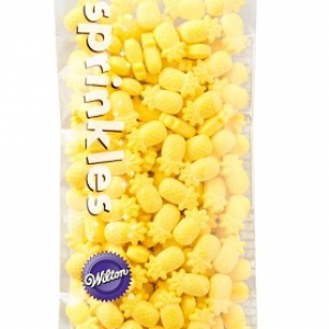 Pineapple Yellow Pouch 2 OZ