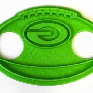 Green Bay Packers Cookie Cutter