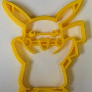 Pikachu Pokemon Go Cookie Cutter