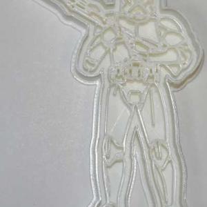 Star Wars Clone Trooper Cookie Cutter