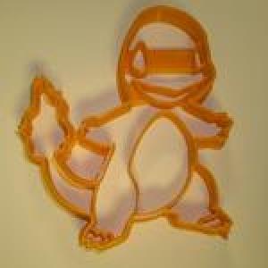 Charmander Pokemon Go Cookie Cutter
