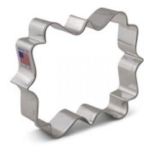 Square Plaque Cutter 3 3/8″